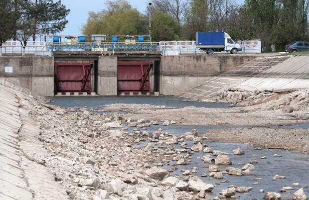 Крым обратится вООН из-за водной блокады региона