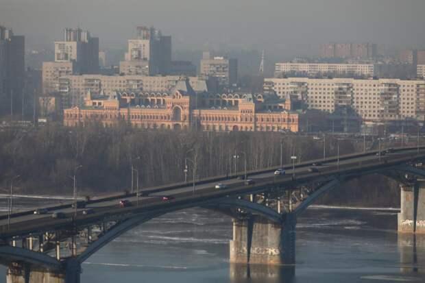 117 млн рублей потратят на реконструкцию подсветки Канавинского моста в Нижнем Новгороде