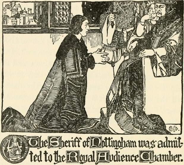При дворе средневекового короля. Как жили придворные 14