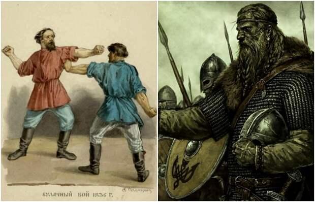 Норвежские странные законы восходят к древности. /Фото: portal-kultura.ru, wikiway.com