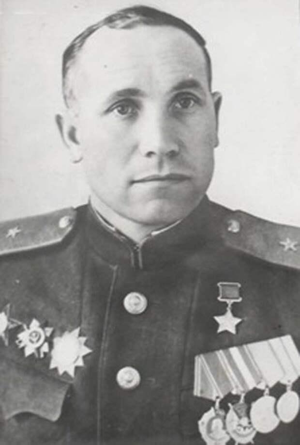 Капитан, который сразу стал генералом