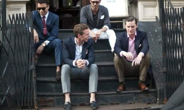 Стиль преппи в мужской одежде