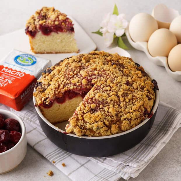 Как сделать сметанный пирог еще вкуснее