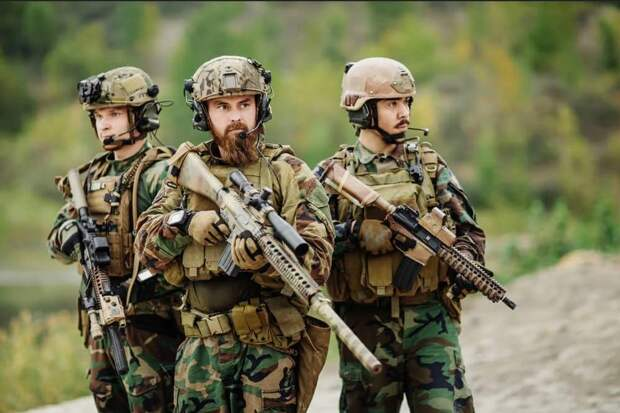 На смену М4 в армии США: не HK416!