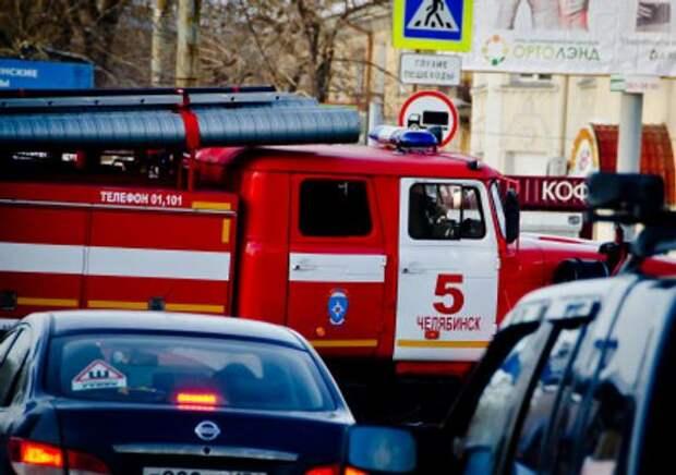 Особый противопожарный режим ввели в Челябинске