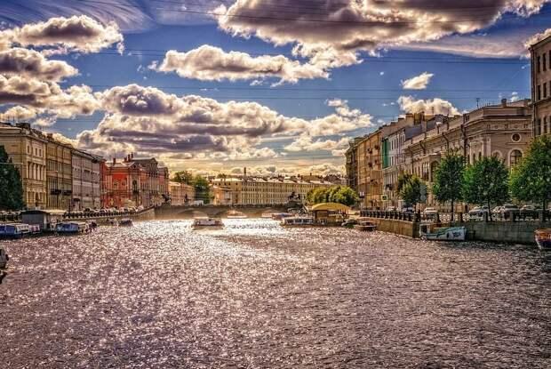 Метеоролог рассказал, какую температуру ожидать жителям Петербурга в мае