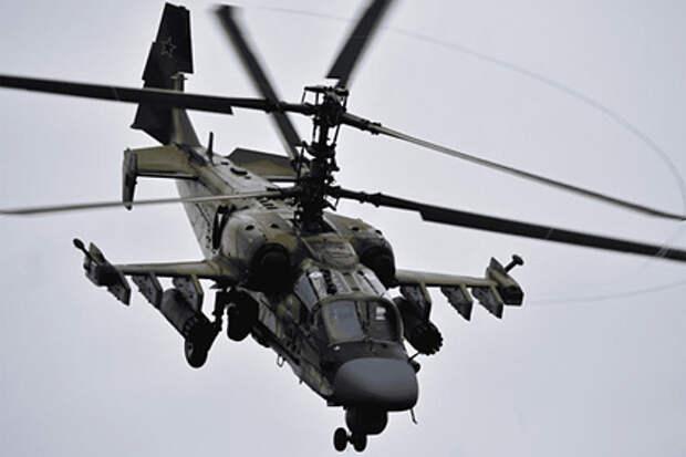 Ка-52М «Аллигатор» совершил первый полет