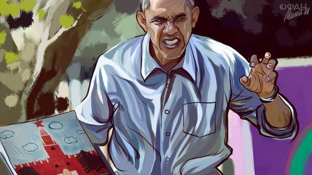 Баранец жестко осадил Обаму за попытку унизить Россию