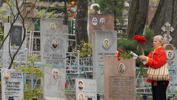 В Ярославской области неизвестные повредили 33 надгробия на кладбище