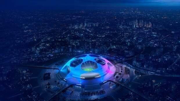 Финальный матч Лиги чемпионов может пройти в Лондоне