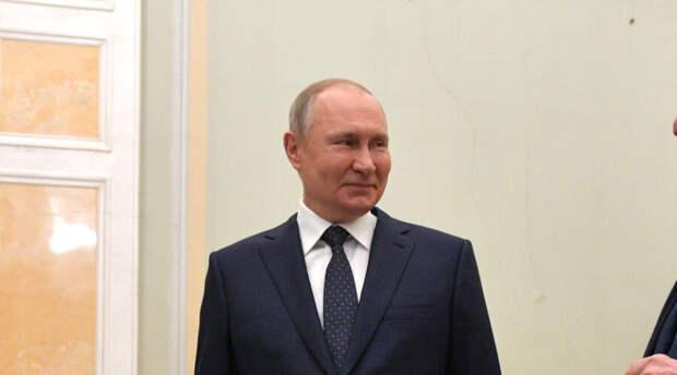 Владимир Путин одобрил свое же решение двухнедельной давности