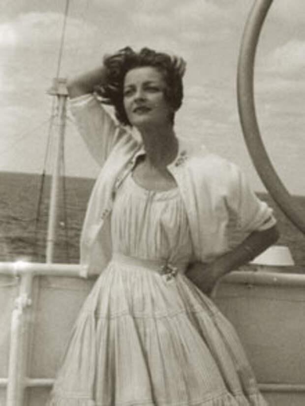Удивительная жизнь дочери Шаляпина – самой красивой женщины русской эмиграции