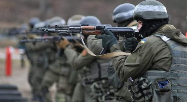 Харьковский националист призвал ввести в город Нацгвардию и ВСУ