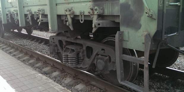 С путей в Карелии сошли 14 грузовых вагонов