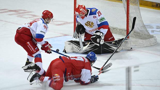 Разгром перед чемпионатом мира: Россия проиграла Чехии в последнем матче Евро...
