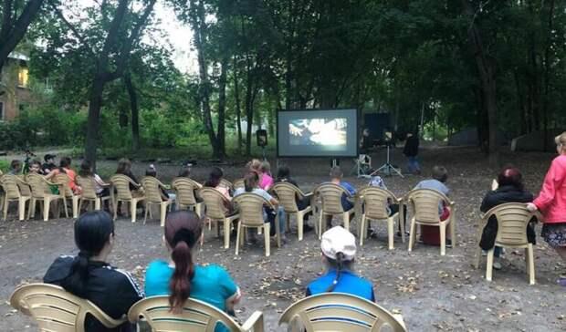 Атмосферно: бесплатные кинотеатры под открытым небом заработают вНижнем Новгороде