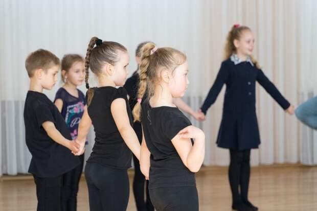 Танцевальный клуб на Зеленоградской открыл набор в новую группу