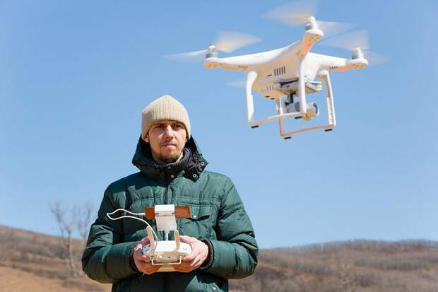 С 28 октября запускать дроны без бортового номера запрещено — штраф для физлиц от 2000 рублей