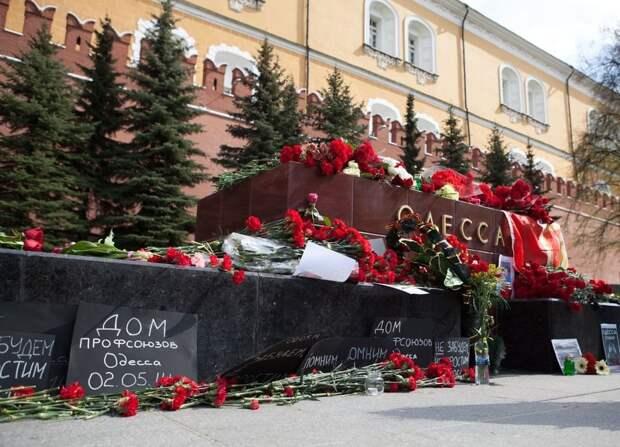7 лет Одесской Хатыни