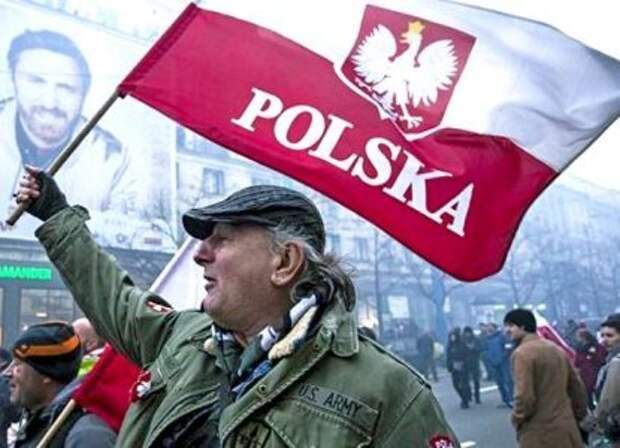 Вашингтону предлагают провести в Польше мягкую «цветную революцию»