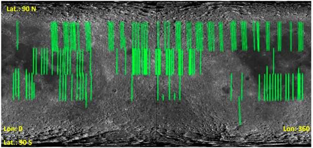 Индия сфотографировала лунный модуль «Аполлона». Снова