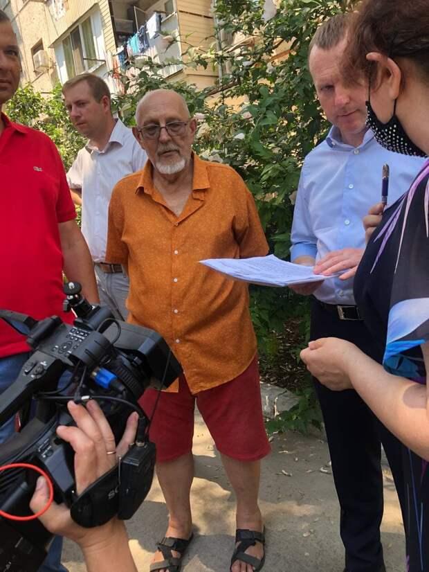 В Керчи благоустроят 27 дворов, которые пострадали во время потопа