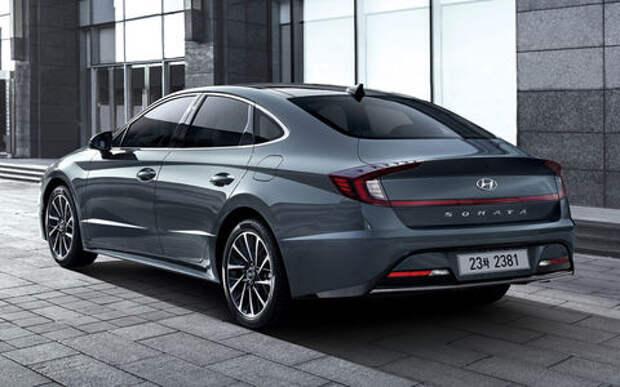 И это правильно! - Hyundai Sonata и Kia Optima станут полноприводными