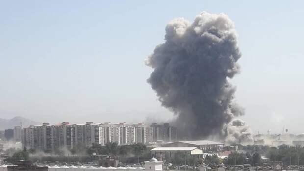 Пятничную молитву в Кабуле прервал мощный взрыв