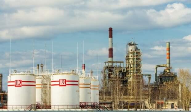 Троих начальников НПЗ вКоми обвинили внарушениях промышленной безопасности