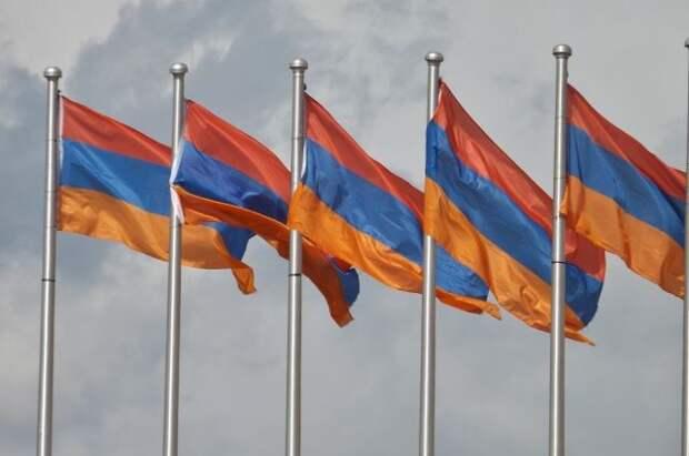 Армения официально обратилась в ОДКБ из-за ситуации в Сюникской области