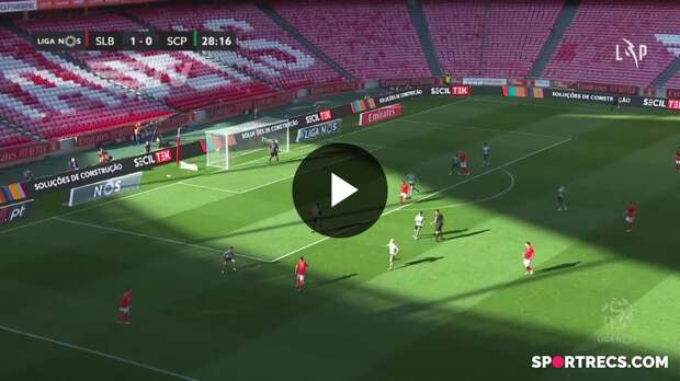 Highlights: Benfica 4-3 Sporting (Liga 20/21 #33)