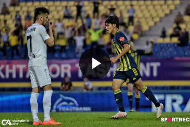 Superliga. Paxtakor - Qo'qon-1912 - 3:0. Highlights