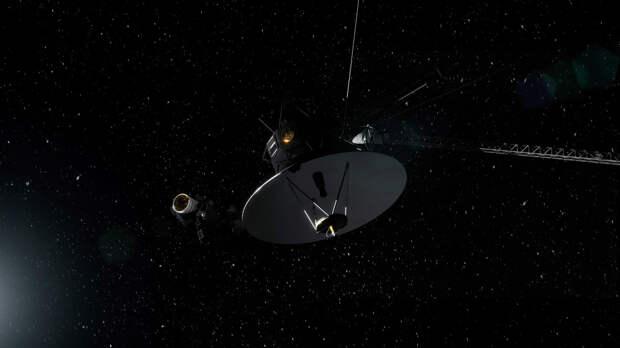 «Вояджер-1» уловил гул в межзвездном пространстве