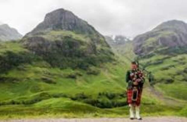 Шотландия требует суверенитета и место в ЕС