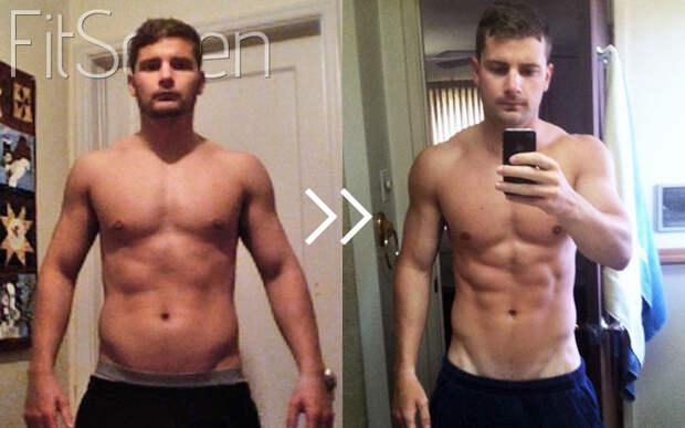 Тренировки и диета для мезоморфа