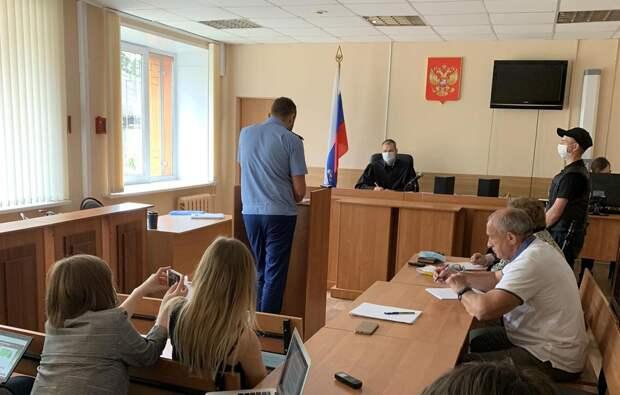 Гособвинитель попросил суд сменить адвоката бывшего главы Удмуртии Александра Соловьева