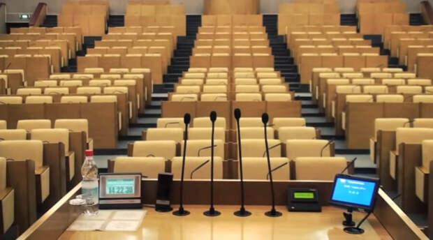 Названа дата первого заседания депутатов избранной Госдумы