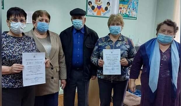 Волгоградские пенсионеры вышли вфинал чемпионата России покомпьютерному многоборью