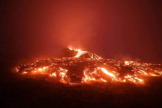 В Исландии выставили на продажу проснувшийся вулкан