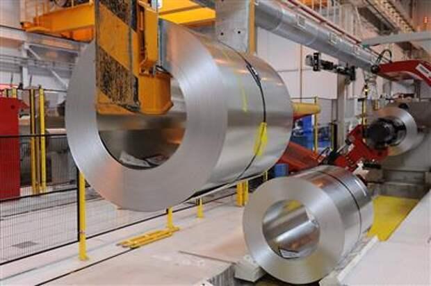 """""""Северсталь"""" планирует увеличить выпуск стали до 13 млн тонн в 2023 году"""