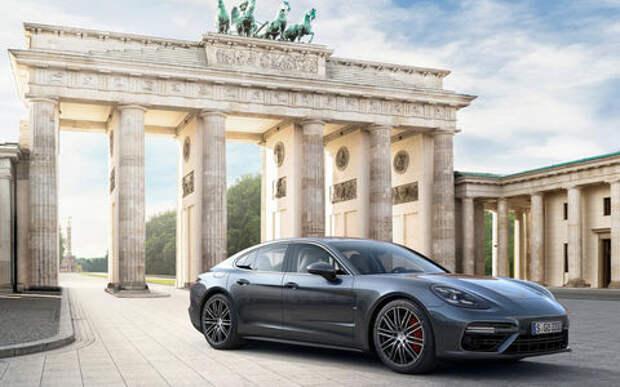 Невероятное событие - чиновник отказывается от подаренного Porsche