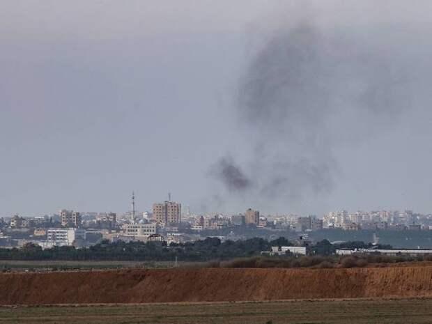 ХАМАС начал задействовать «дальнобойные» ракеты против Израиля