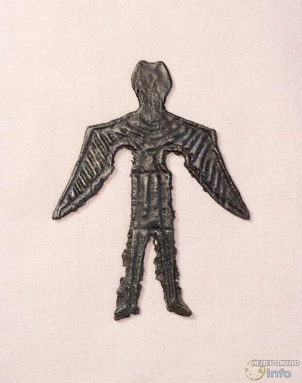 Дети неба: древний клад Верхнего Сузуна