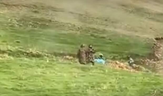 СМИ: азербайджанская армия продвинулась еще на два километра по территории Армении