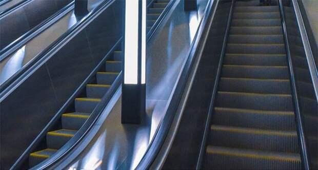 На станции БКЛ «Марьина Роща» смонтировали самый длинный эскалатор