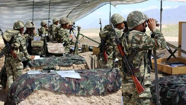 В Армении заявили о спокойной ситуации на границе с Азербайджаном