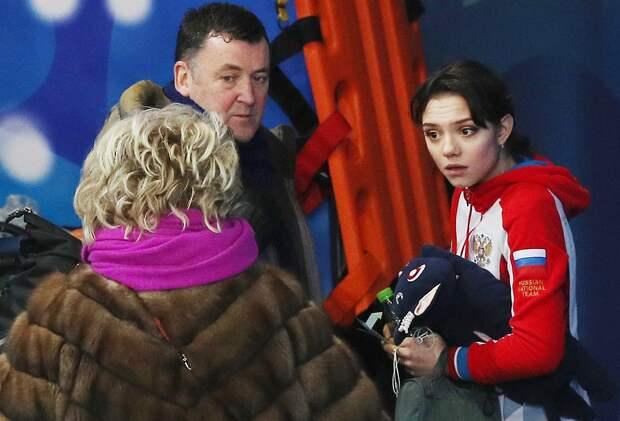 Тарасова: «УМедведевой была стартовая лихорадка. Это из-за волнения»