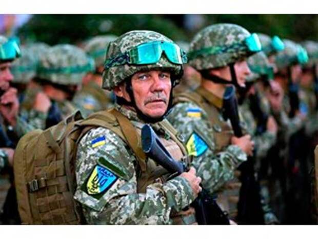 Принуждение к миру Украины