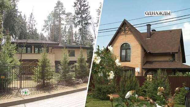 Артисты Гармаш, Андреев и Майданов показали свои загородные дома