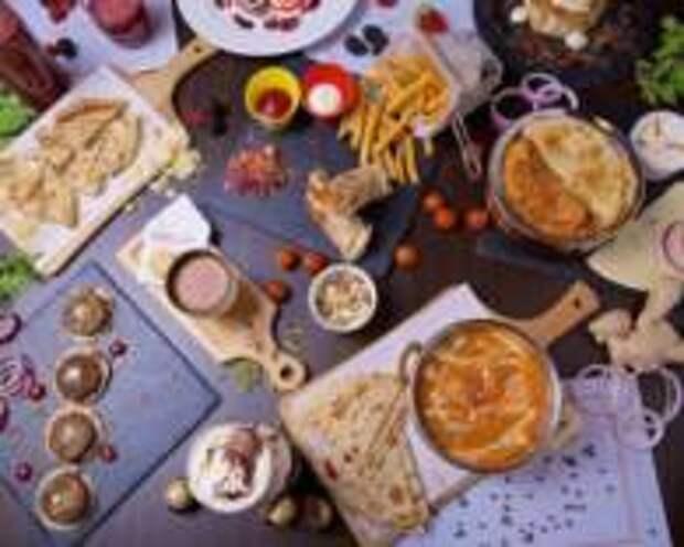 Шестой Дубайский гастрономический фестиваль